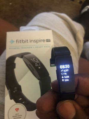 Fitbit inspire hr for Sale in St. Louis, MO