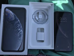 iPhone XR 256 GB black brand new for Sale in FL, US