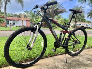 Mongoose Full Suspension Mountain Bike for Sale in Pembroke Pines, FL