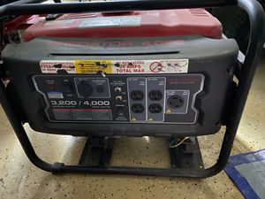 Predator generator 3200/4000 watts for Sale in Las Vegas, NV