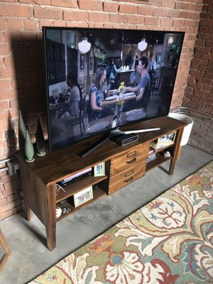 Media Furniture TV Stand for Sale in Jersey City, NJ
