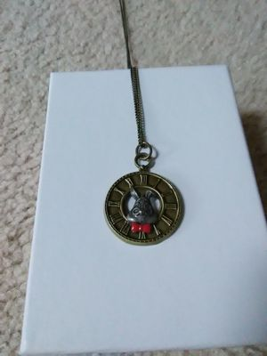 Alice in wonderland necklace for Sale in Marysville, WA