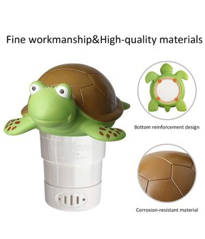 Turtle 🐢 chlorine floater for pool/hot tub for Sale in La Habra, CA