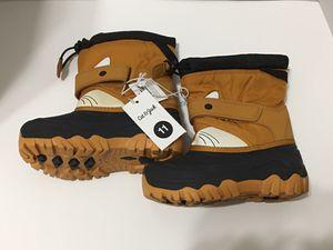 Cat & Jack fox winter boots sz 11 for Sale in Hialeah, FL
