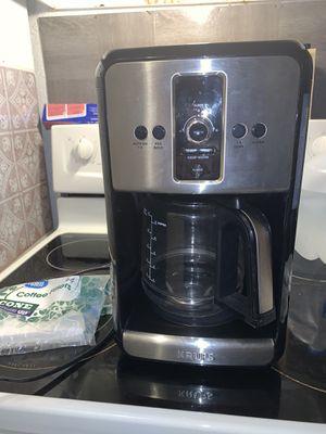 Krups coffee maker for Sale in Winter Haven, FL