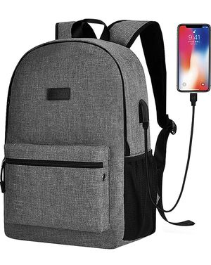 Brand-new Laptop Backpack for Women Men,Travel School Backpack Up to 15.6 Inch with USB Port for Sale in Temple City, CA
