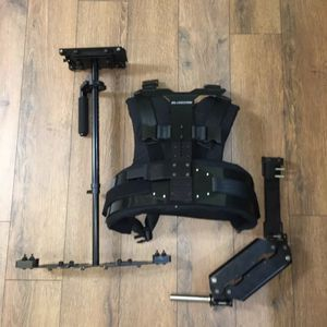 Glide cam XR4000 With Stabilizer Vest for Sale in Tampa, FL