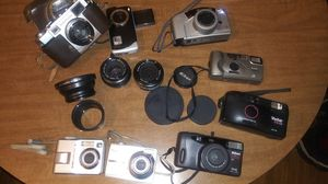 Great camera lot . digital...35mm...video for Sale in Louisville, KY