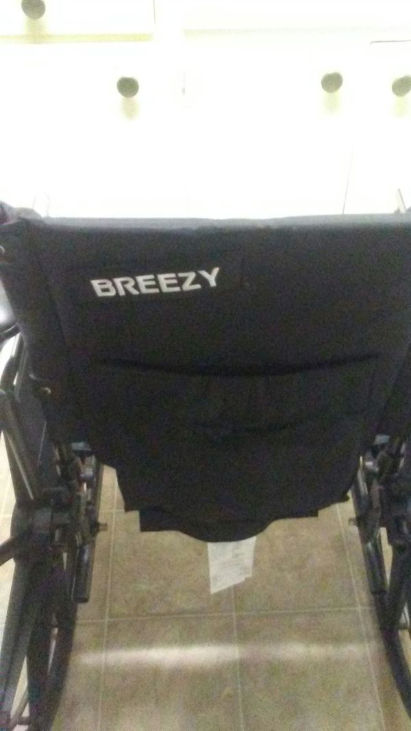 Breezy WheelChiar O.B.O