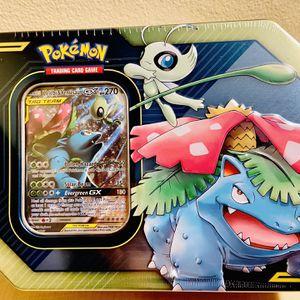 Pokemon Cards: Tag Team Celebi & Venusuar GX for Sale in Irvine, CA