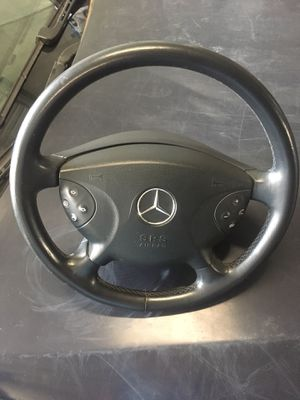 Mercedes w211 steering wheel and parts for Sale in Chula Vista, CA