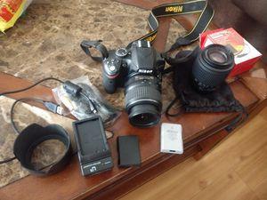 Nikon d3200 for Sale in Glendale, AZ