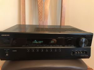 Onkyo HDMI A/V Receiver TX-SR508 for Sale in Seattle, WA