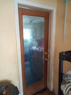 Glass doors various sizes for Sale in Chapmansboro, TN