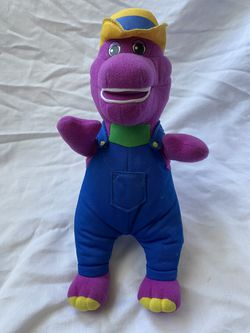 "Barney Plush Doll 10"" for Sale in Watertown,  CT"