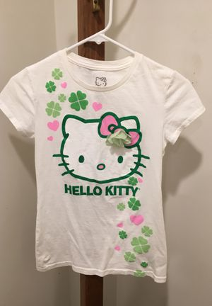 T shirt girls extra large hello kitty for Sale in Glendora, CA