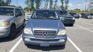 2004 Mercedes ML350 for Sale in NEW CARROLLTN, MD