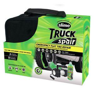 Truck Car Sapir Emergency Flat Tire Repair Kit Reparacion Llantas Desinfladas Compresor De Aire SLIME 50063 for Sale in Miami, FL