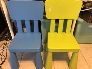 Kids chairs for Sale in Irvine, CA