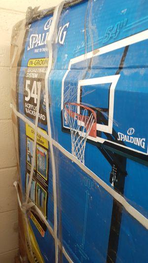 Spalding Basketball Hoop for Sale in Sacramento, CA
