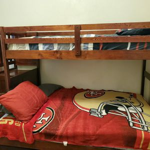 Bunk Bed for Sale (3 Beds in 1) for Sale in Wake Forest, NC