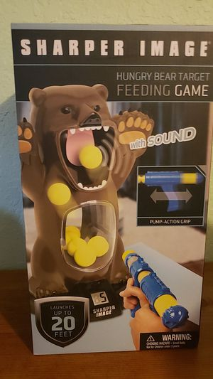 Bear target game for Sale in Turlock, CA