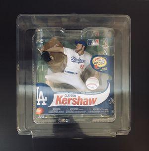 2013 Clayton Kershaw LA Los Angeles Dodgers MLB Baseball McFarlane Action Figure Rookie RC Debut Series 31 - BRAND NEW! for Sale in Fair Oaks, CA