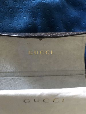 Gucci Unisex GG Black/White Aviator Sunglasses for Sale in San Diego, CA