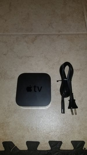 Apple TV model A1625 4th Generation for Sale in Milton, MA