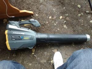 Lynxx lithium 40V cordless blower for Sale in Hayward, CA