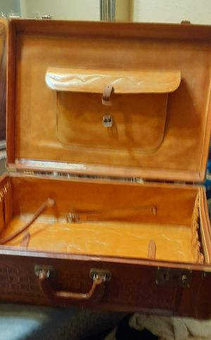 Hand crafted suitcase for Sale in Fort Worth, TX