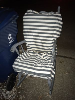 FREE wooden Rocker for Sale in Town and Country, MO