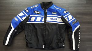 Joe Rocket Large Yamaha R-Series Championship Padded Mesh Jacket - $300 for Sale in Orlando, FL