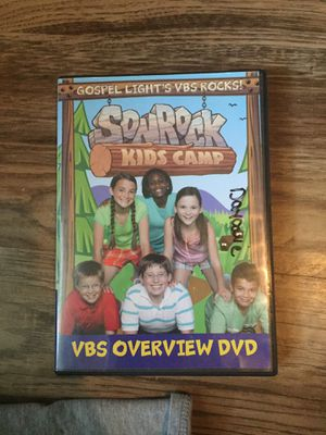 Kids VBS Overview DVD Perfect for churches and Organizing vbs for Sale in Mansura, LA