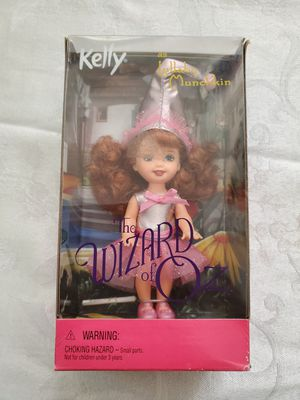 Wizard of Oz Lullaby Munchkin Kelly Barbie Doll for Sale in Orlando, FL