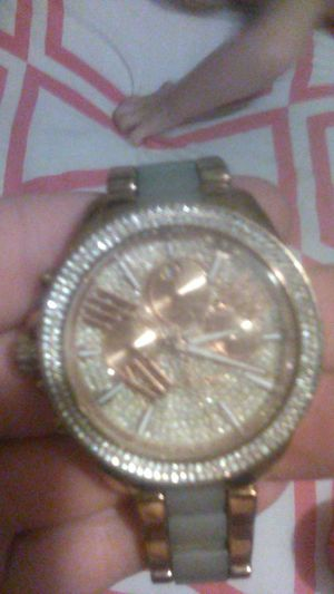 Seiko silver rose gold MK with mid grade crystal and an engagement ring\wedding ring for Sale in Lake Placid, FL