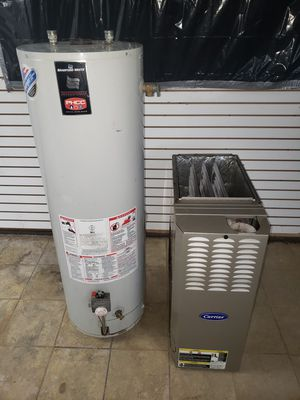 Furnace & water heater for Sale in Detroit, MI