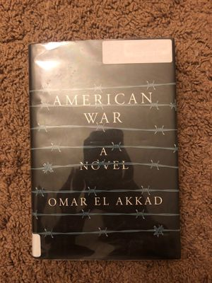American War Omar El Akkad for Sale in Arcadia, CA
