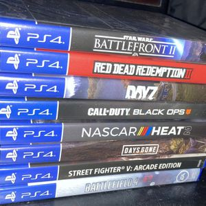 PS4 Games for Sale in Walker, LA