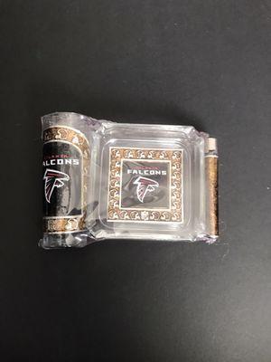 Atlanta Falcons ashtray set for Sale in Los Angeles, CA