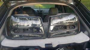 Chevy Trailblazer parts Smoked Headlights for Sale in Manassas, VA
