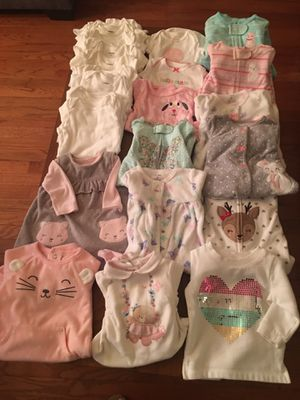 3 months old girl clothes for Sale in Alexandria, VA