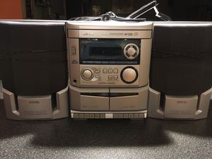 Aiwa Compact Disc Stereo System for Sale in Canton, MA