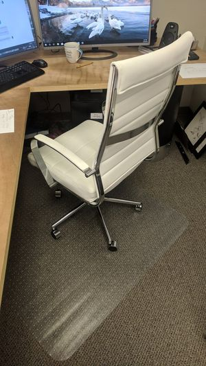 White office chairs for Sale in Colorado Springs, CO