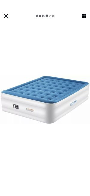 Queen Size Air Mattress Bed Air bed for Sale in Montclair, CA