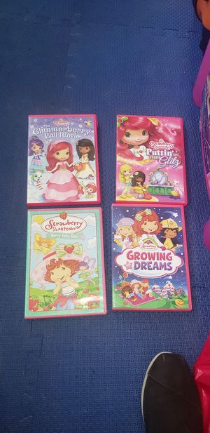 Strawberry Shortcake movies for Sale in Wallingford, CT