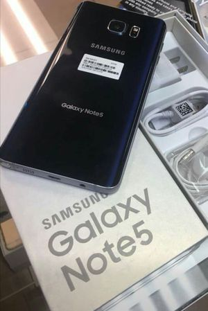 Samsung Galaxy Note 5 , Excellent Condition, FACTORY UNLOCKED. for Sale in Springfield, VA