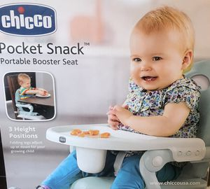 Chico pocket snack chair for Sale in Everett, WA