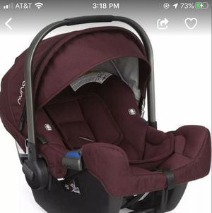 Nuna Pipa Infant seat+Base+Nuna Mixx Stroller+toddler Seat+stroller travel bag+accessories for Sale in Scottsdale, AZ