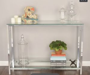 Never been used console table for sale!!! for Sale in Austin, TX